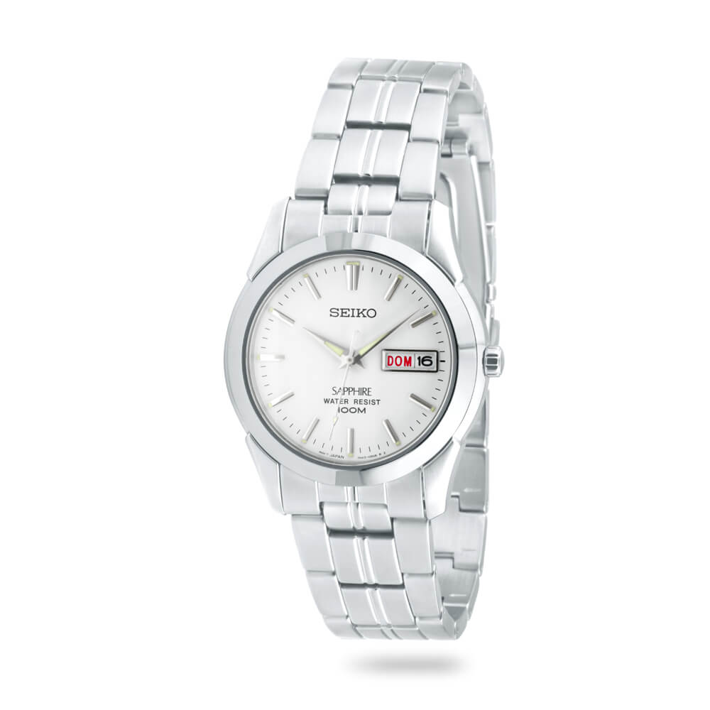 Seiko SGG713P Stainless Steel Mens Watch
