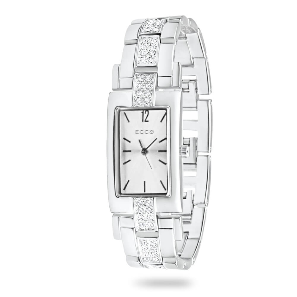 ECC Stone Set Womens Watch