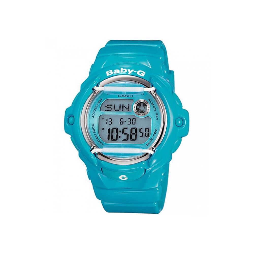 Casio BG169R-2B Baby-G Womens Watch