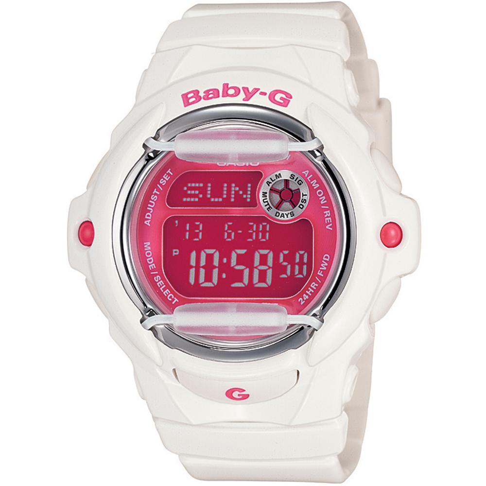 Casio BG169R-7D Baby-G Womens Watch