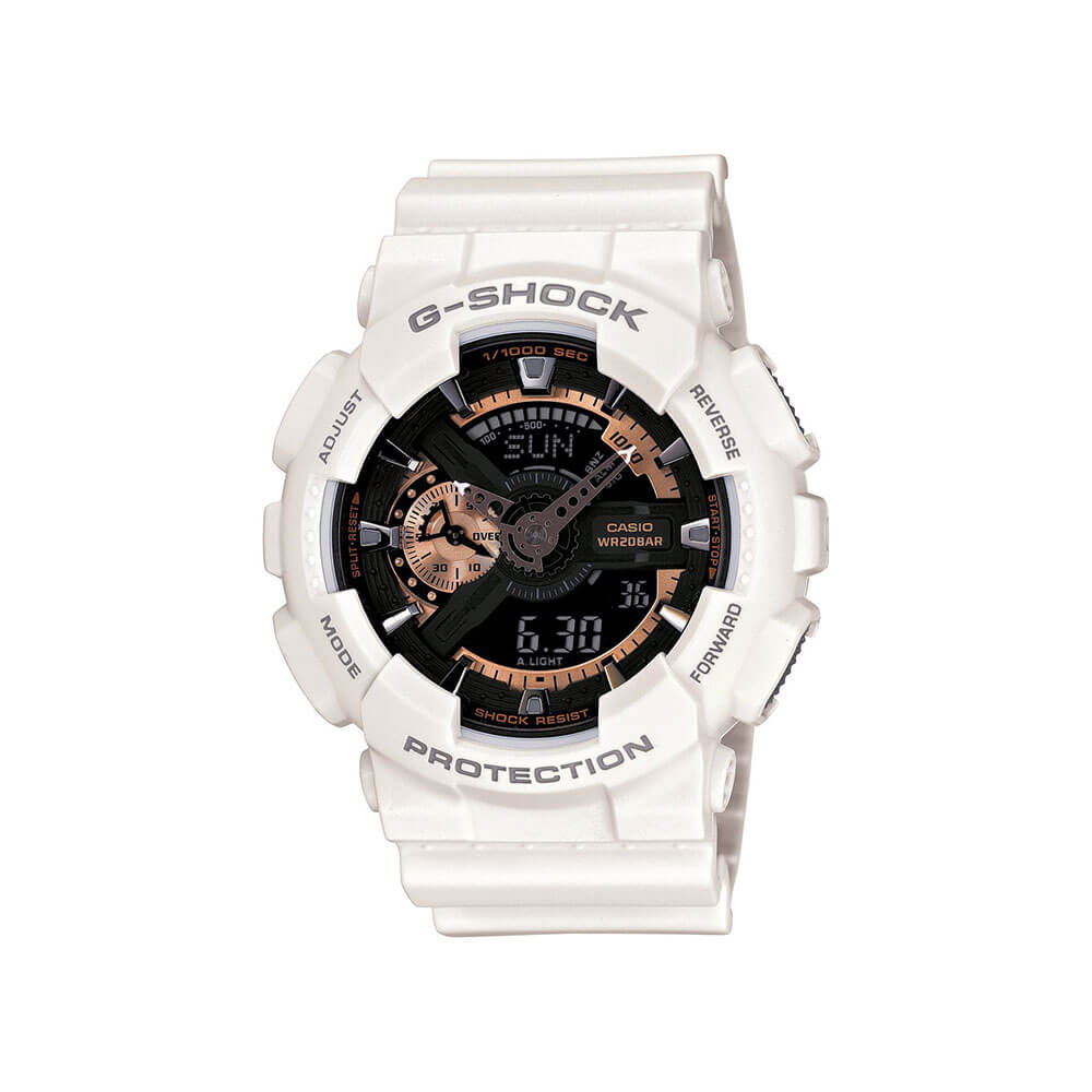 Casio GA110RG-7A G-Shock Mens Watch