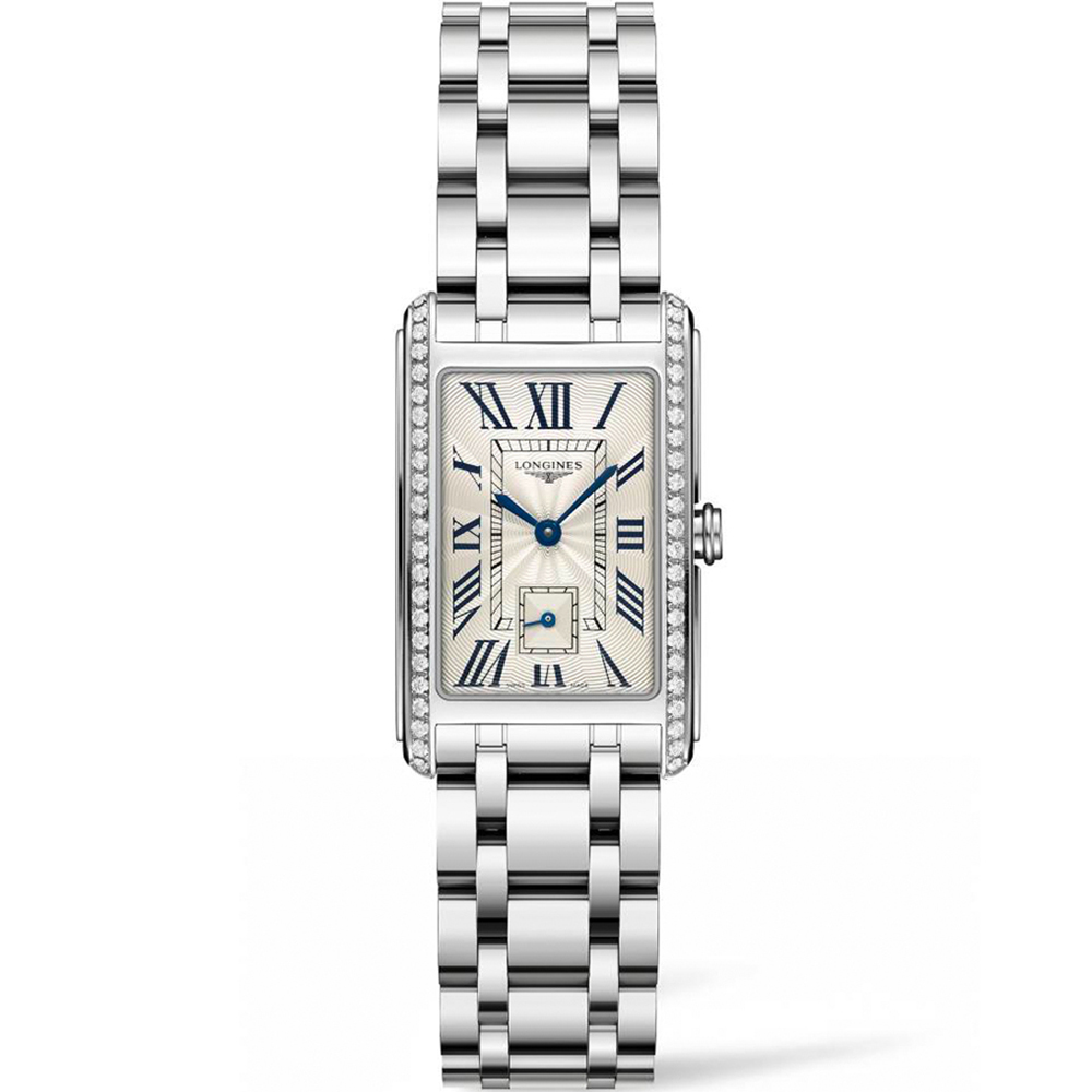 Longines Dolce Vita L55120716 Diamond Set Womens Watch