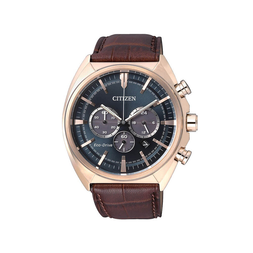 Citizen Eco-Drive CA4283-04L Chronograph Mens Watch