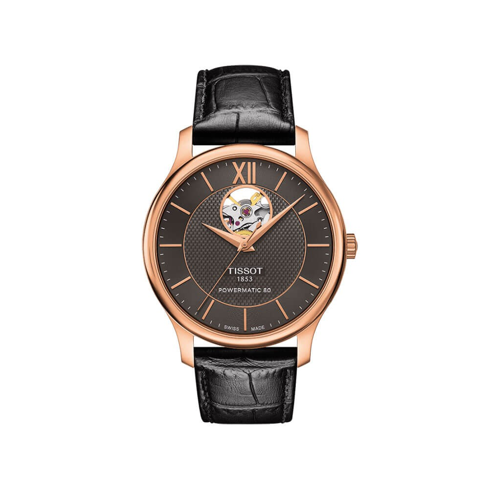 Tissot Tradition T0639073606800 Mens Watch