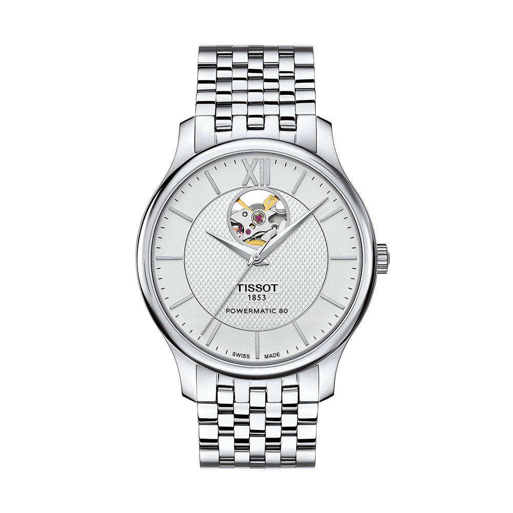 Tissot Tradition T0639071103800 Mens Watch