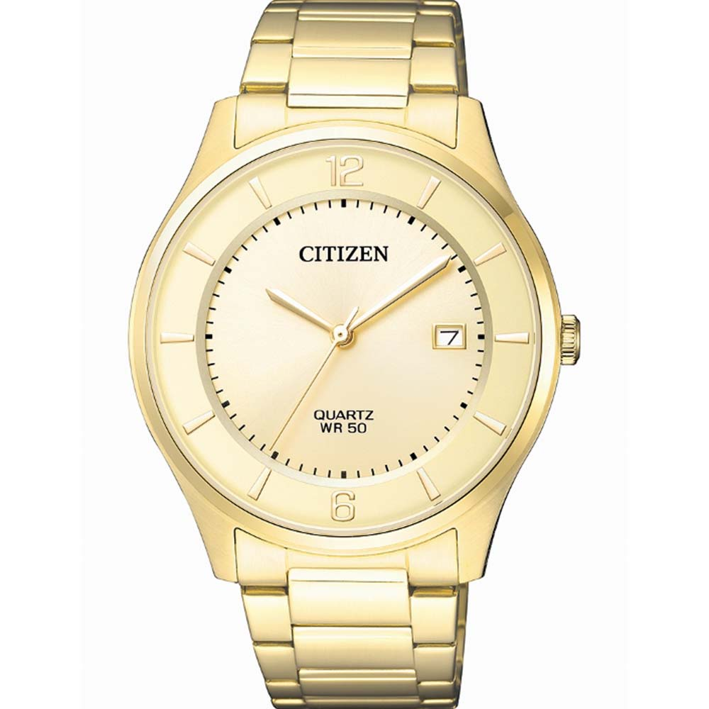 Citizen BD0043-83E Gold Tone Mens Watch