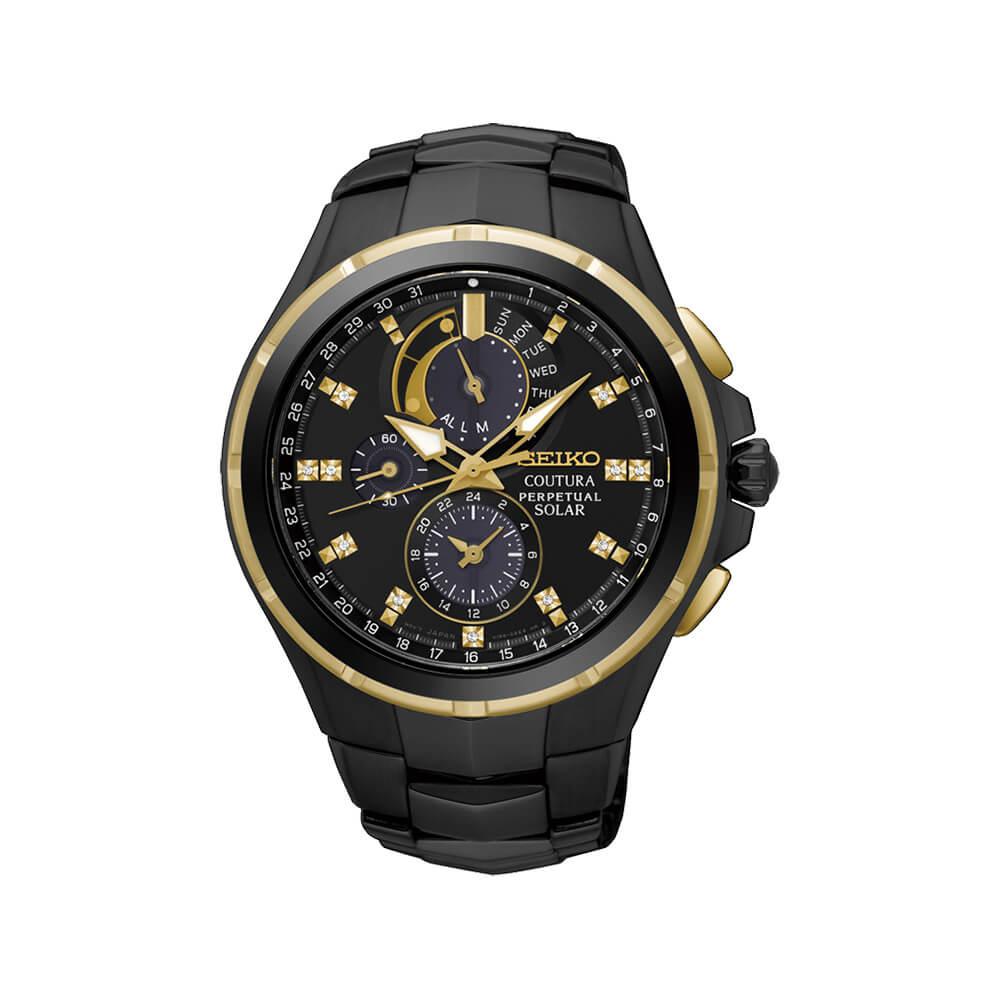 Seiko SSC573P Coutura Perpetual Calendar Mens Watch
