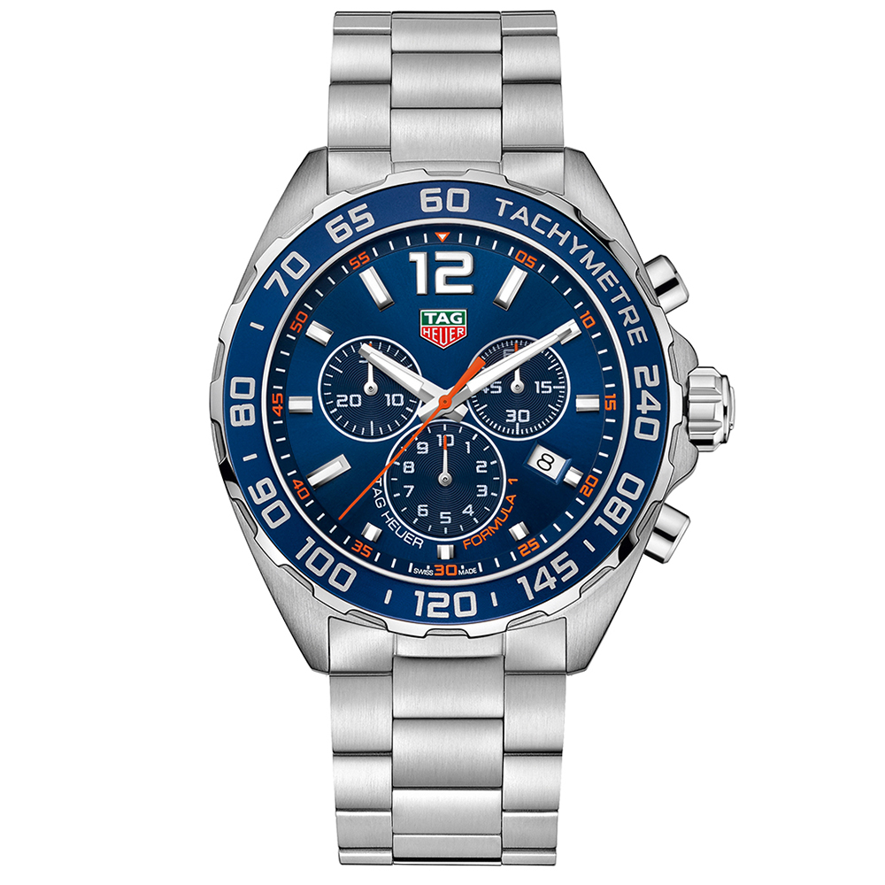 TAG Heuer Formula 1 CAZ1014BA0842 Chronograph Stainless Steel Mens Watch