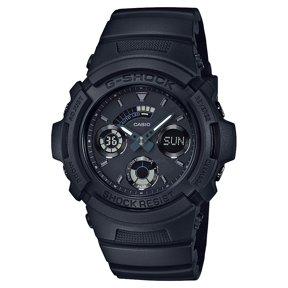 Casio AW591BB-1A S-Shock Mens Watch