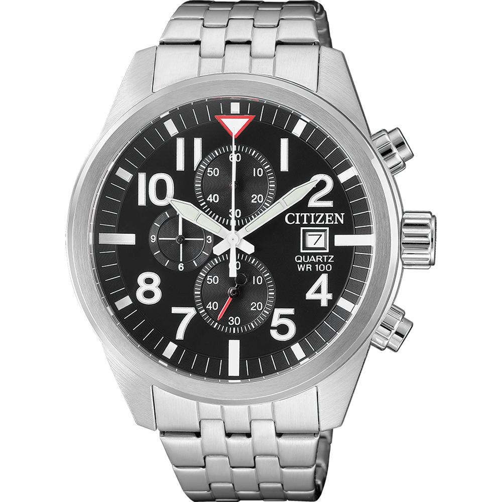 Citizen AN3620-51E Chronograph Mens Watch