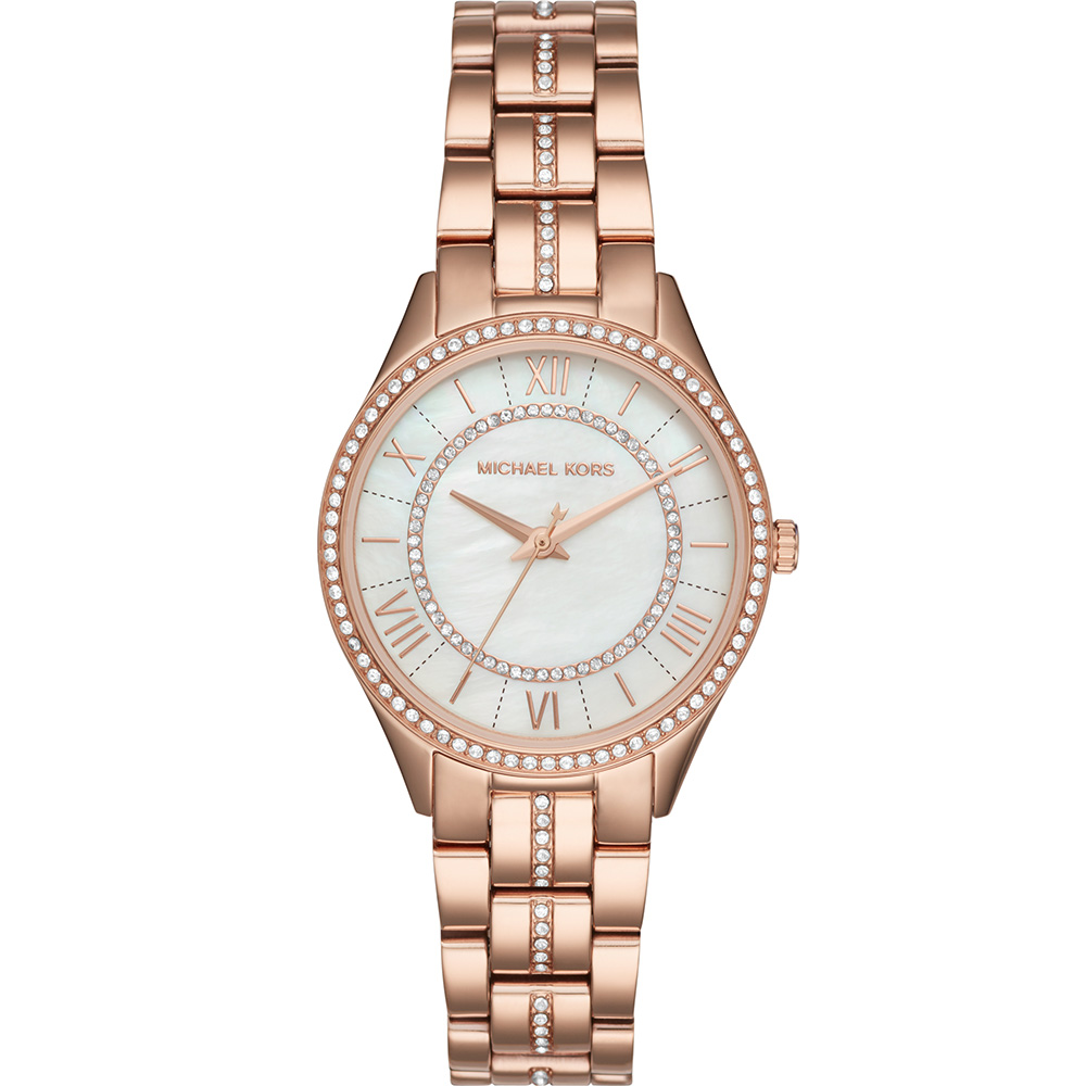 Michael Kors MK3716 Rose Gold Ladies Watch