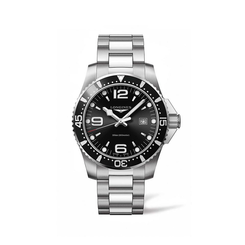 Longines Hydro Conquest Divers L38404566 Stainless Steels Mens Watch