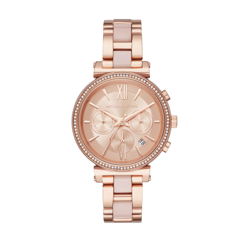 Michael Kors MK6560 Stainless Steel Ladies Gold Watch