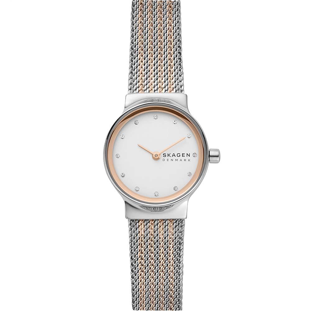 Skagen SKW2699 Freja Ladies Stainless Steel Two Tone Watch