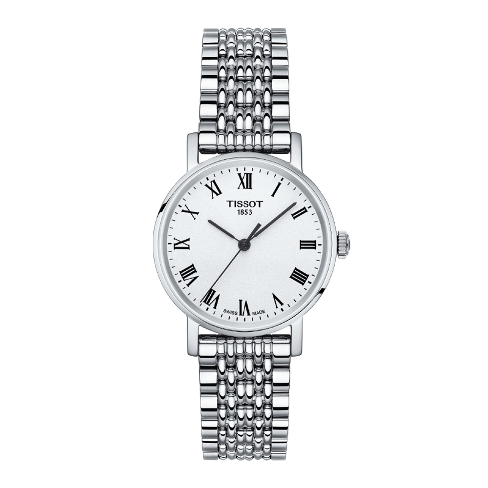 Tissot Everytime T1092101103300  Stainless Steel Ladies Watch