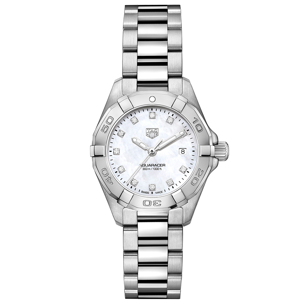 TAG Heuer AquaracerWBD1414.BA0741 Stainless Steel Womens Watch