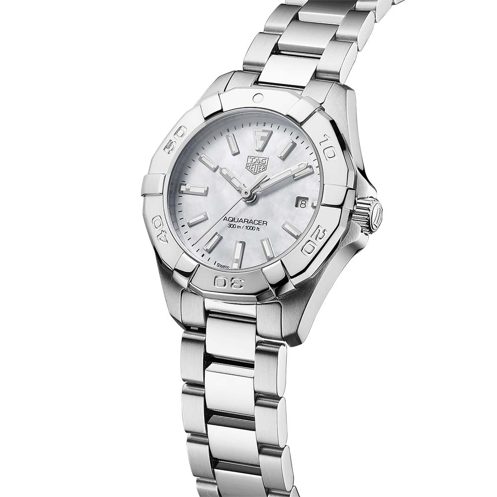 TAG Heuer Aquaracer WBD1411.BA0741 Stainless Steel Womens Watch