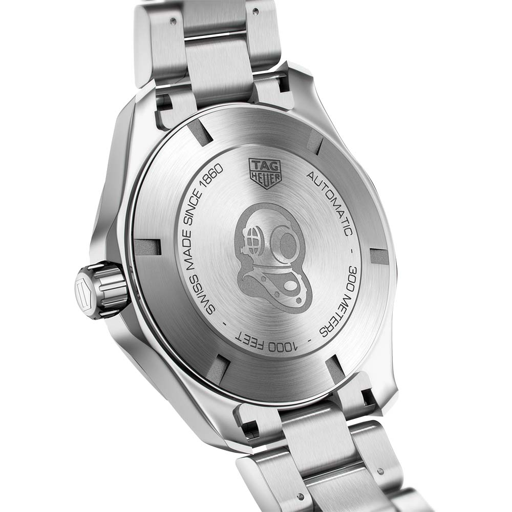 TAG Heuer WAY2012BA0927 Aquaracer Calibre 5 Stainless Steel Mens Watch