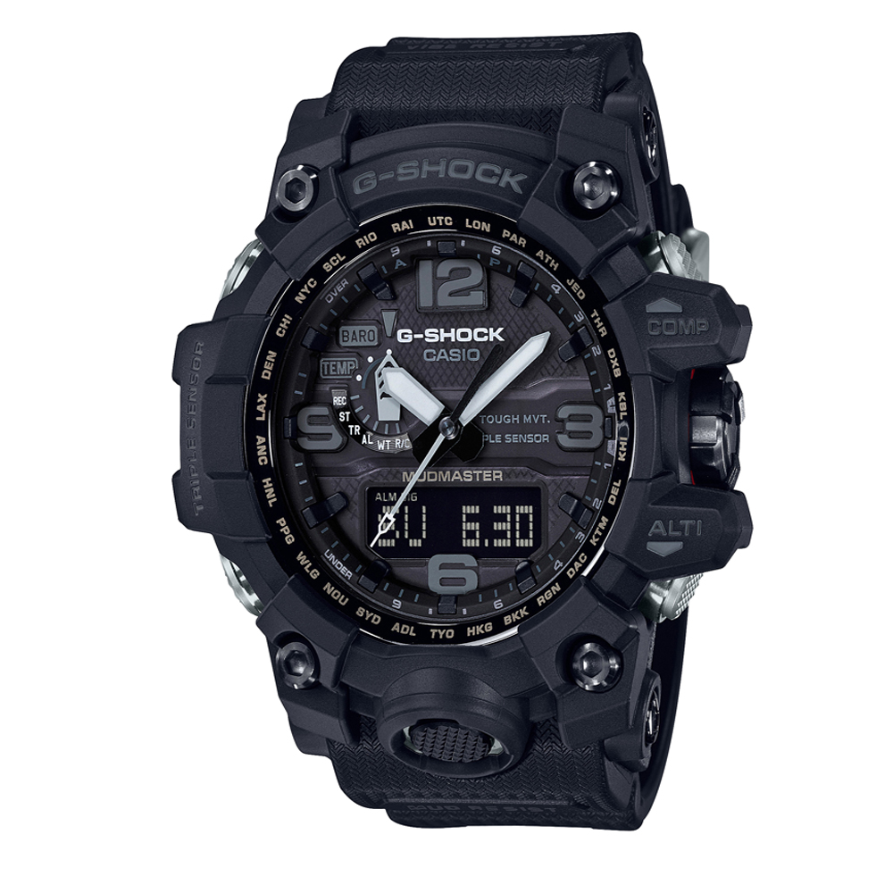 Casio G Shock Mudmaster GWG1000-1A1 Mens Watch