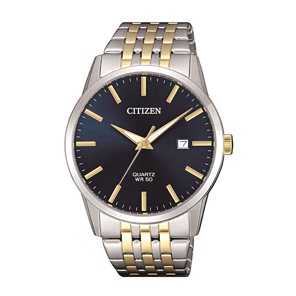 Citizen BI5006-81L Two Tone Stainless Steel Mens Watch