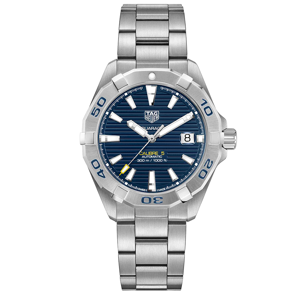 TAG Heuer Aquaracer WBD2112BA0928 Automatic Stainless Steel Mens Watch