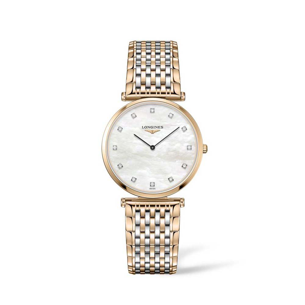 Longines Le Grande Classique de Longines L47091887 Two-Tone Womens Watch