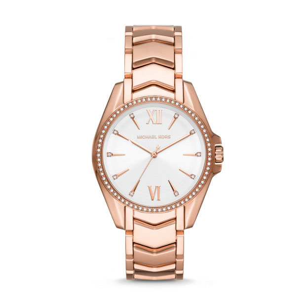 Michael Kors Whitney MK6694 Rose Gold Stainless Steel Womens Watch