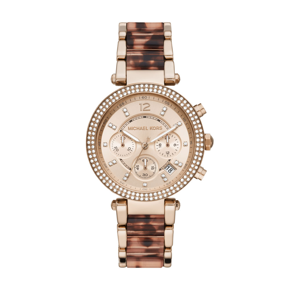 Michael Kors MK6892 Parker Stainless Steel Ladies Watch