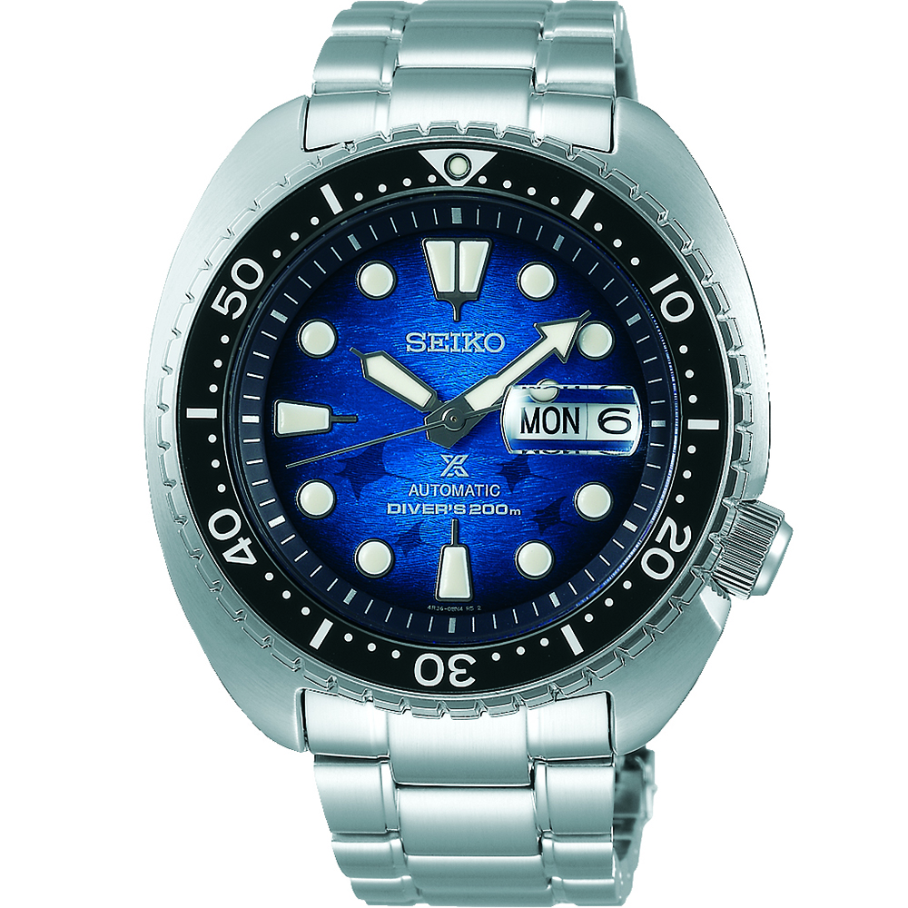 Seiko Prospex SRPE39K Save the Ocean 'King Turtle' Special Edition Divers Watch