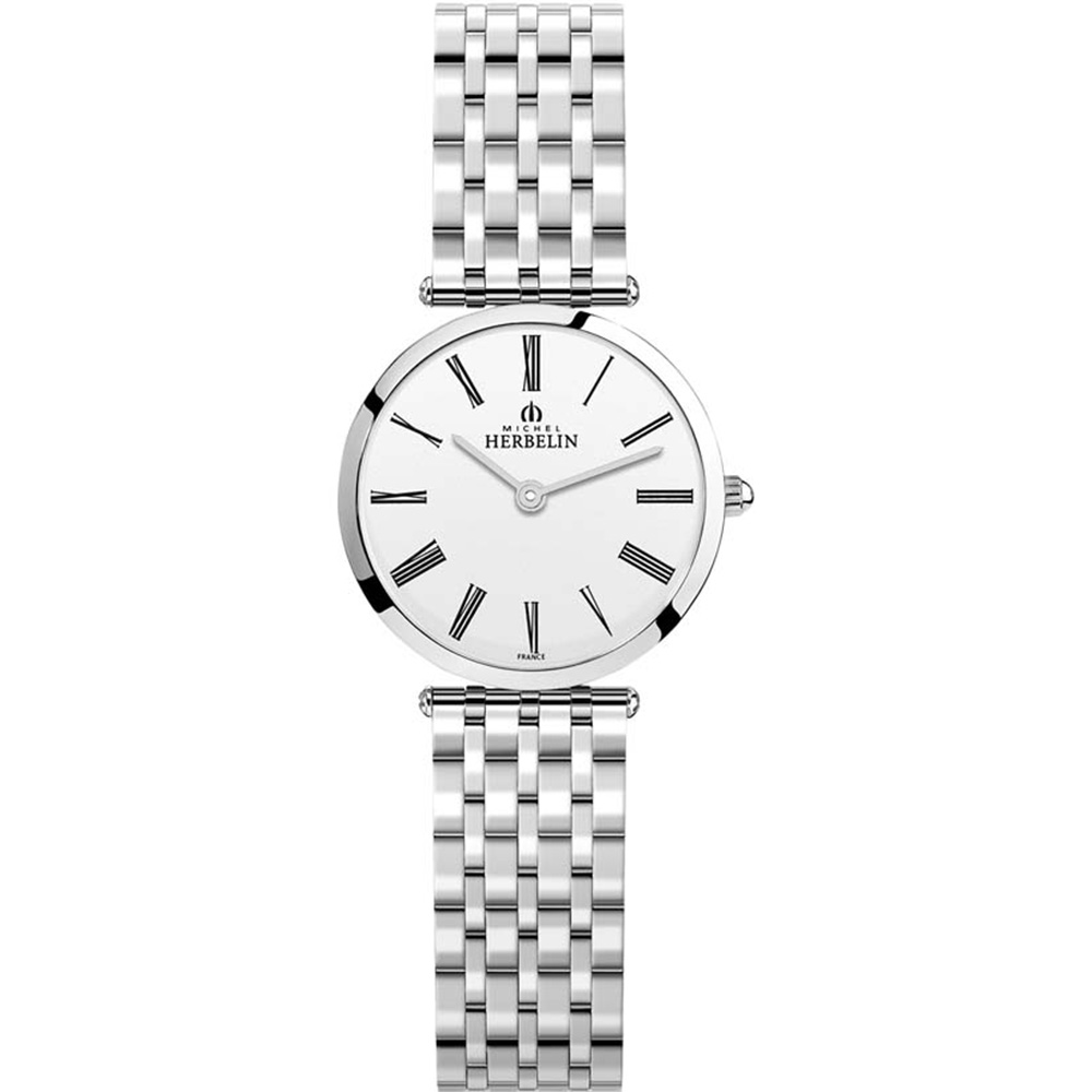 Michel Herbelin Epsilon 17116/B01 Womens Stainless Steel Watch