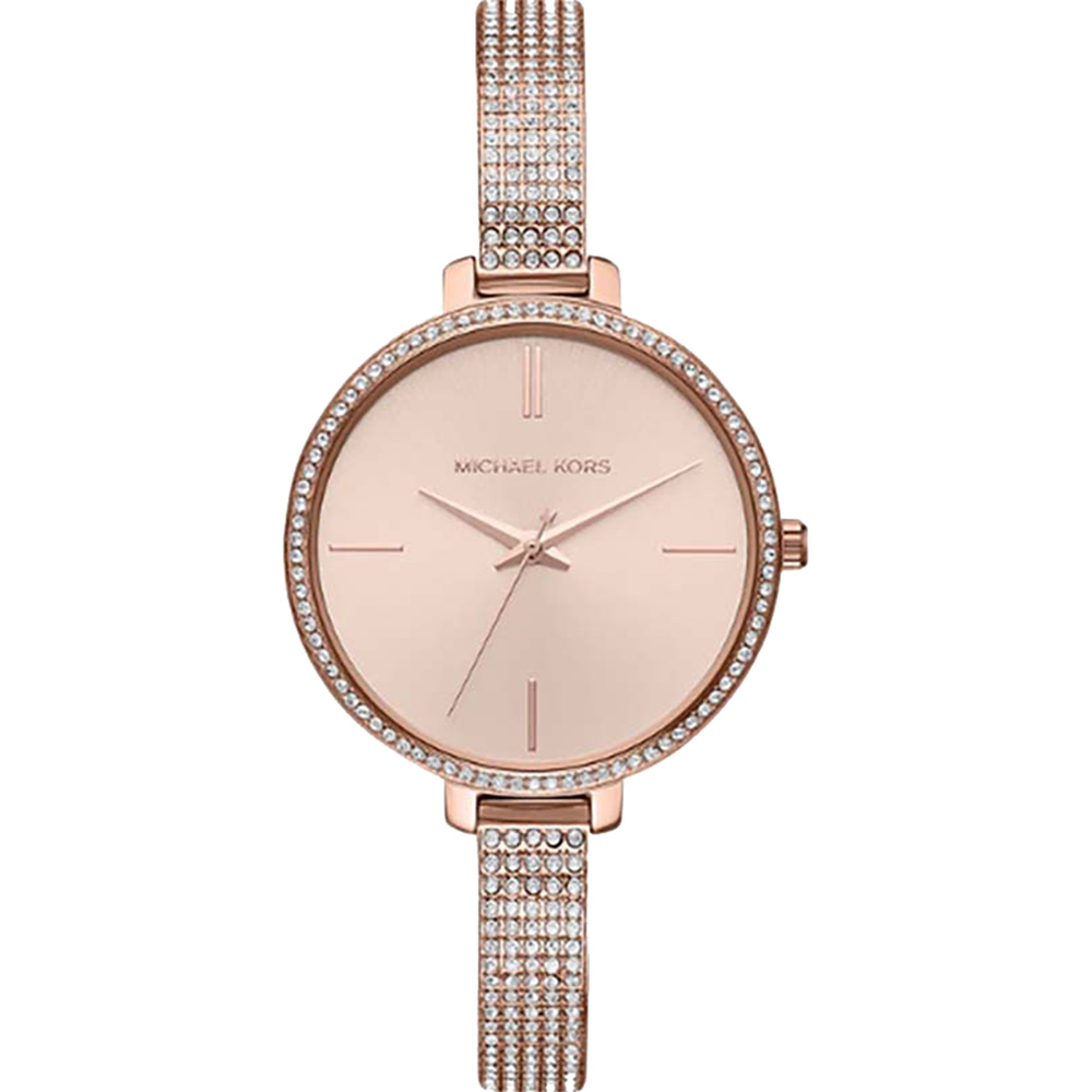 Michael Kors Jaryn MK3785 Rose Gold Womans Watch
