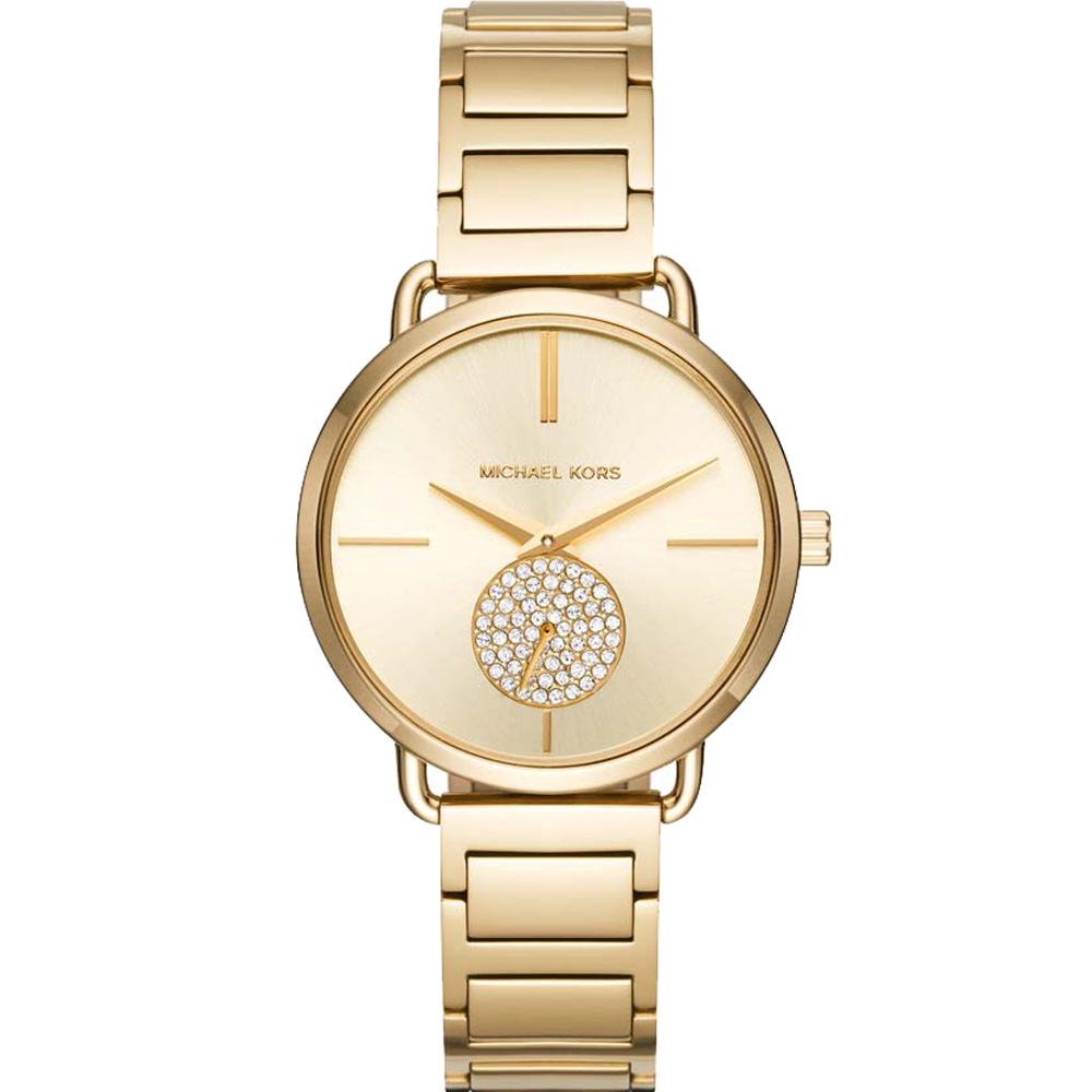Michael Kors Portia MK3639 Gold Womans Watch