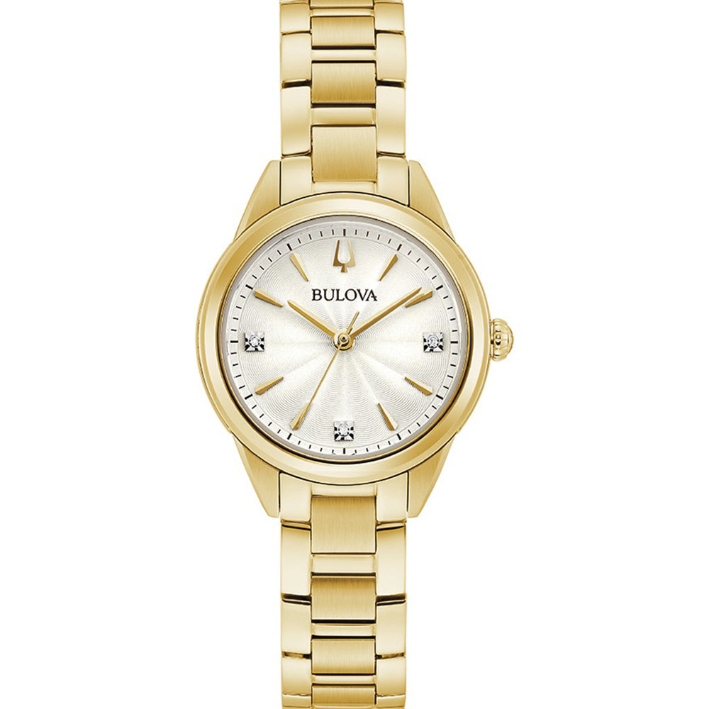 Bulova 97P150 Diamond Womens Watch