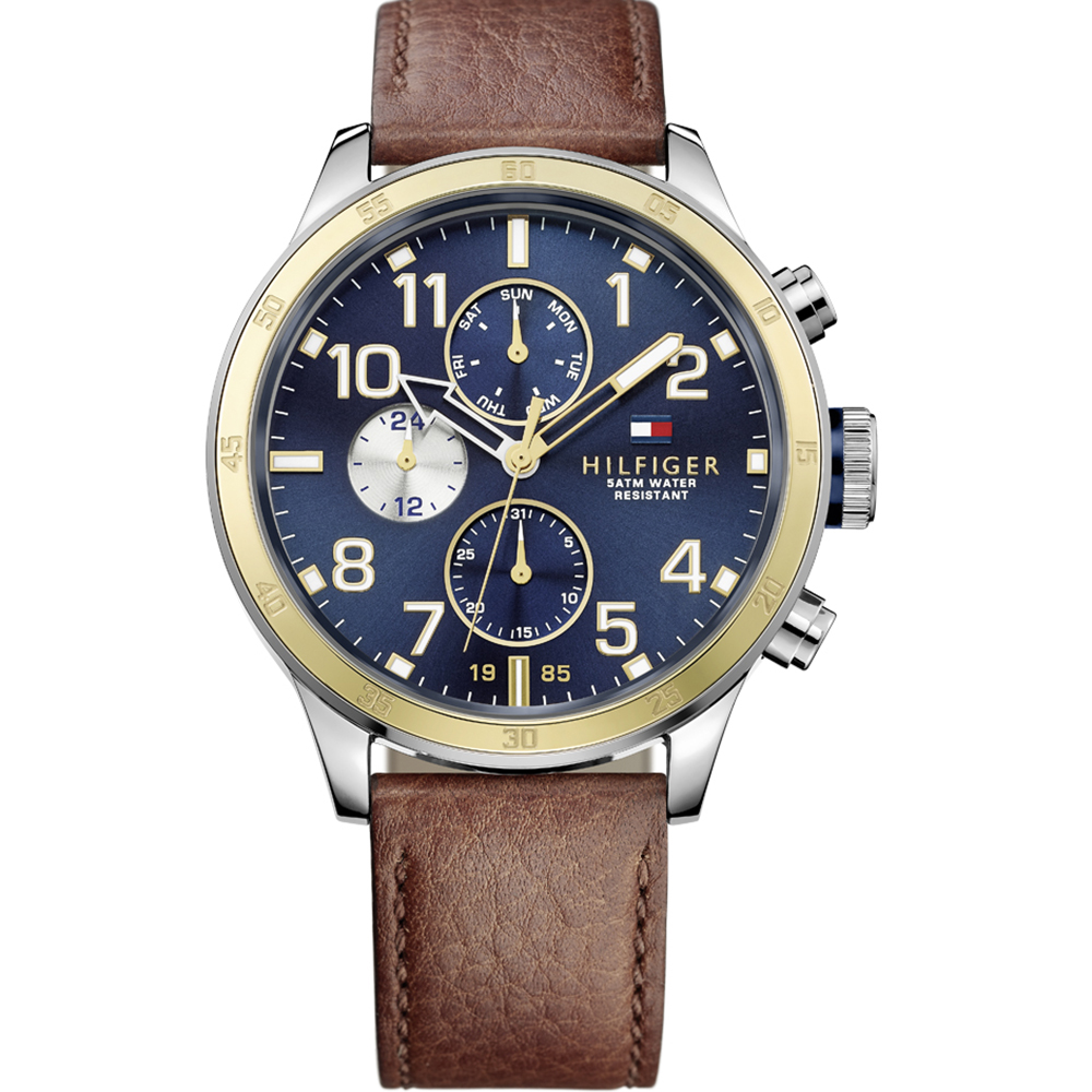 Tommy Hilfiger Trent Collection 1791137 Mens Watch