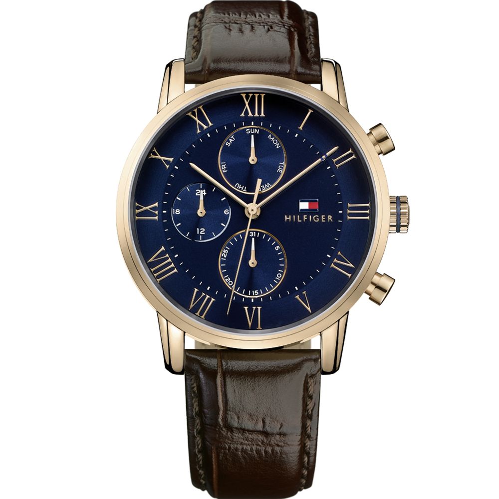 Tommy Hilfiger Kane Collection 1791399 Mens Watch