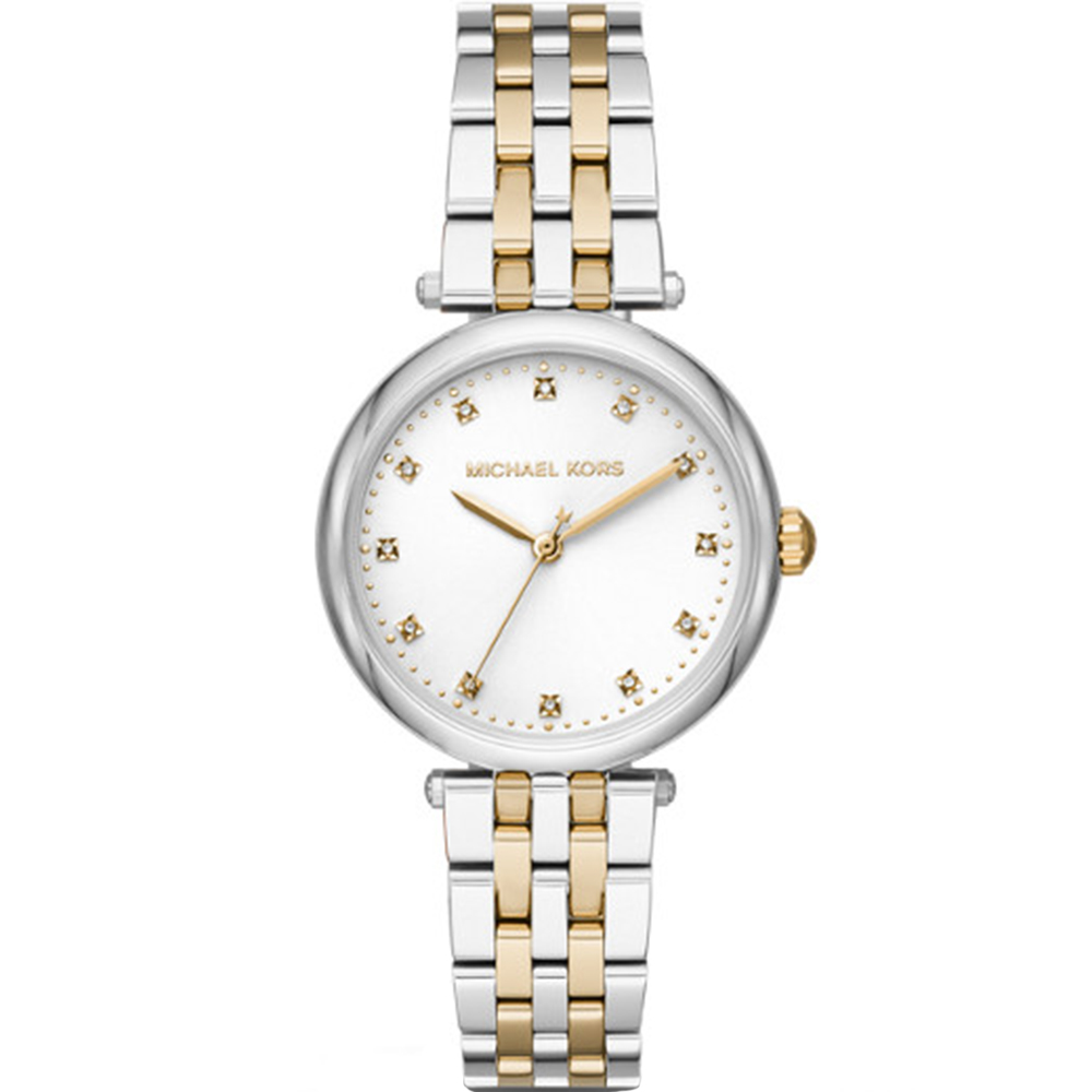 Michael Kors Darci Diamond MK4569 Two tone Womens Watch