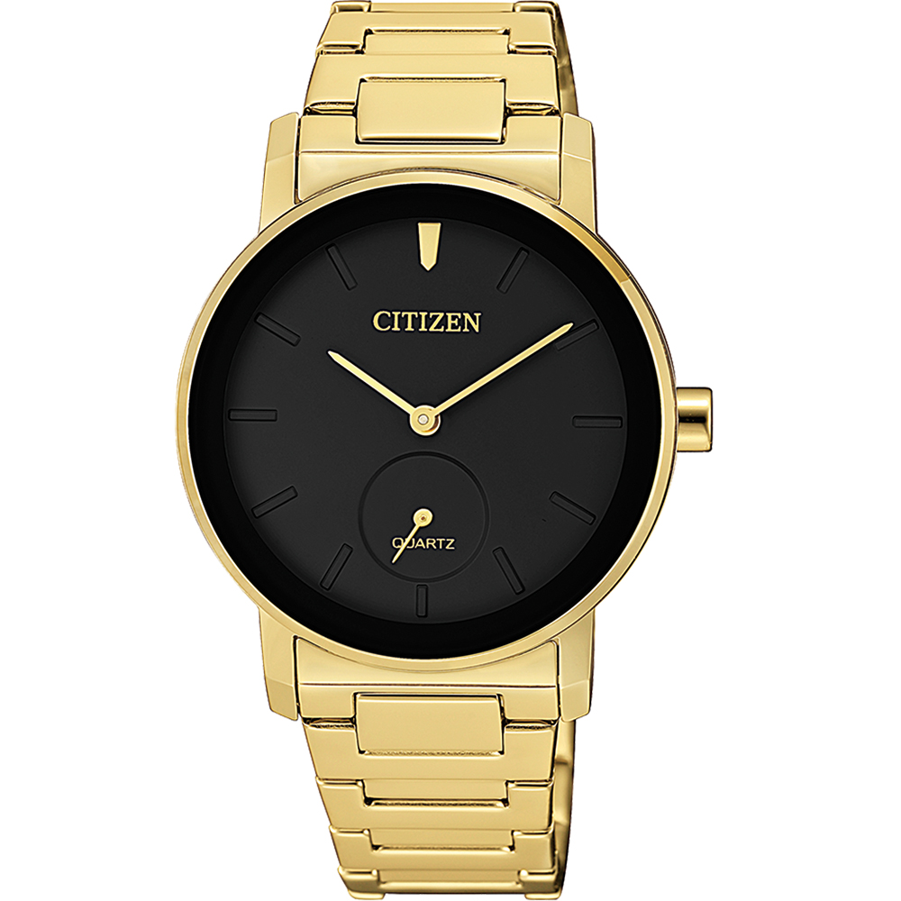 Citizen EQ9062-58E Gold Plated Womens Watch