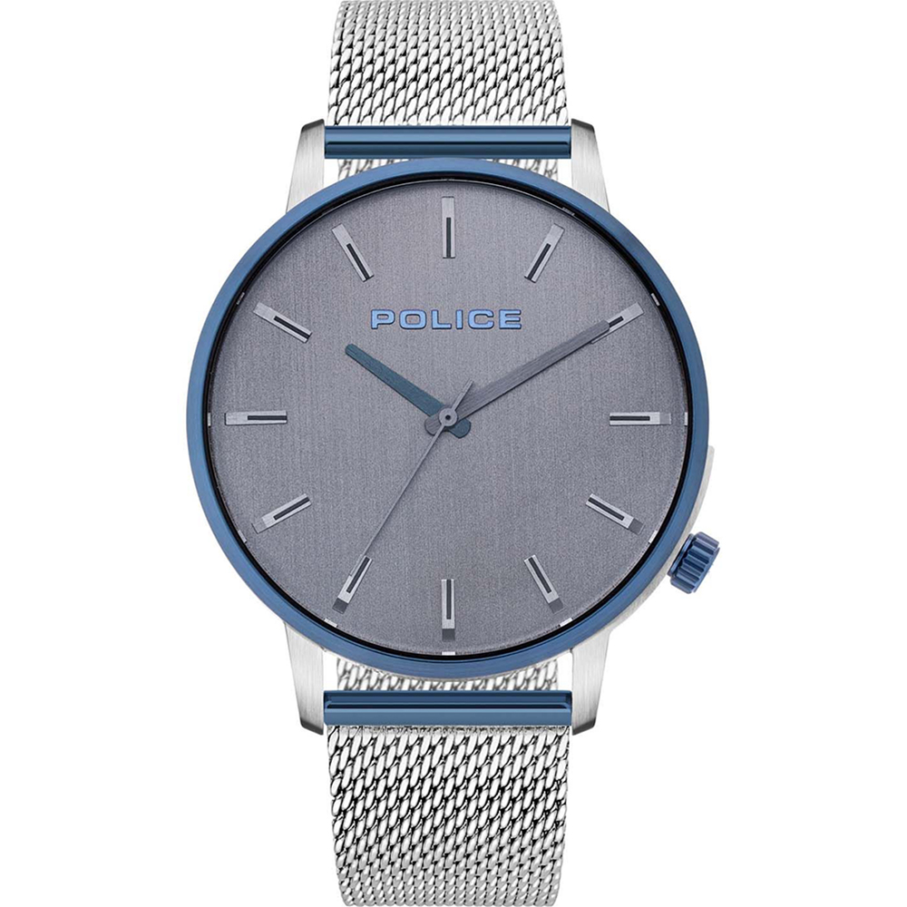 Police Marmol Charcoal Mens Watch