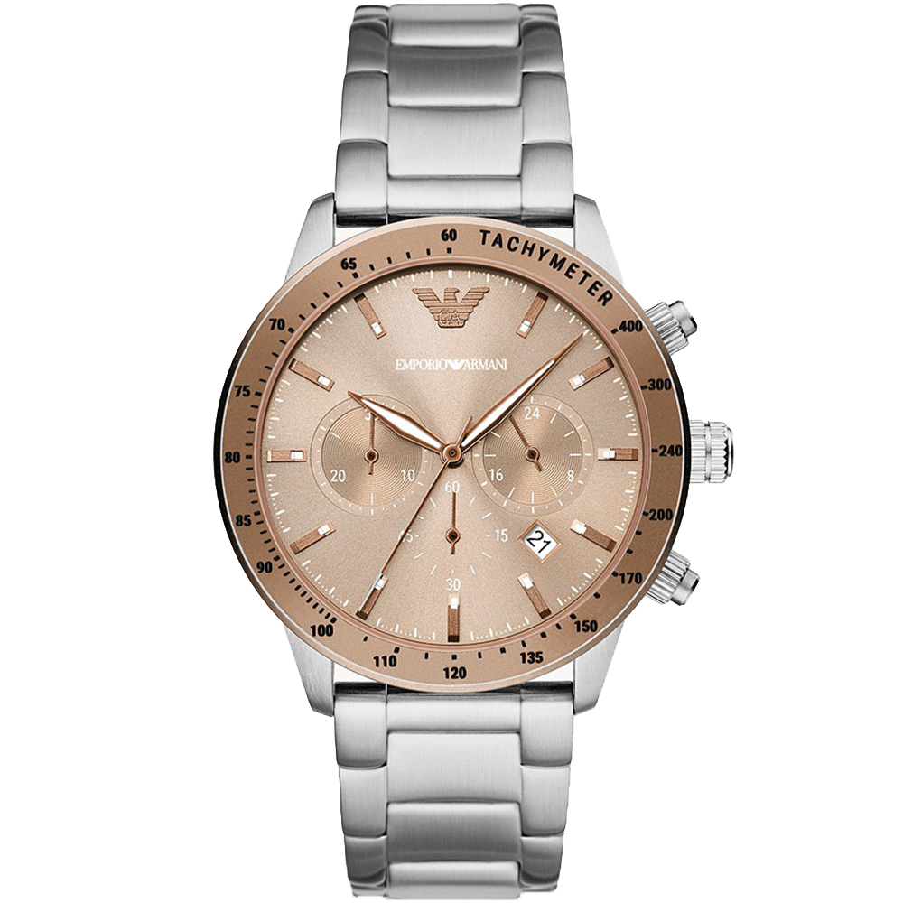 Emporio Armani AR11352 Stainless Steel Mens Watch