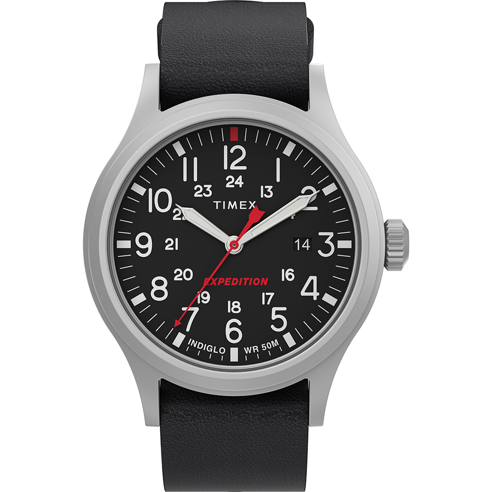 Timex Expedition TW2V07500 Black Mens Watch