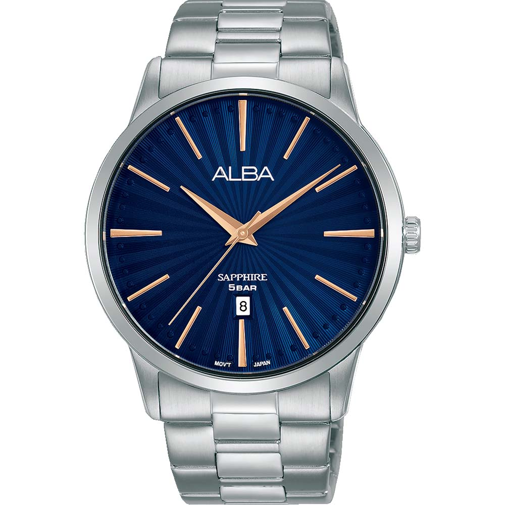 Alba AG8K81X1 Stainless Steel Mens Watch