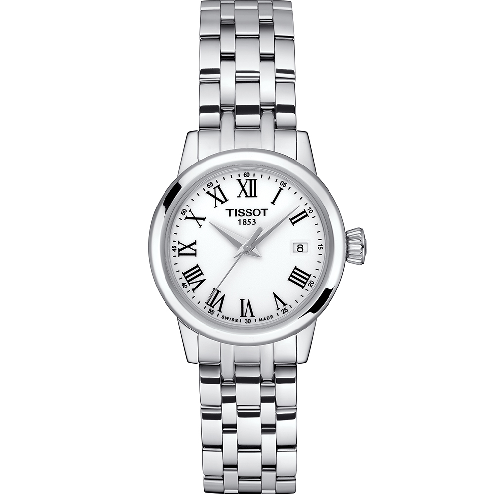 Tissot Classic T1292101101300 Stainless Steel Womens Watch