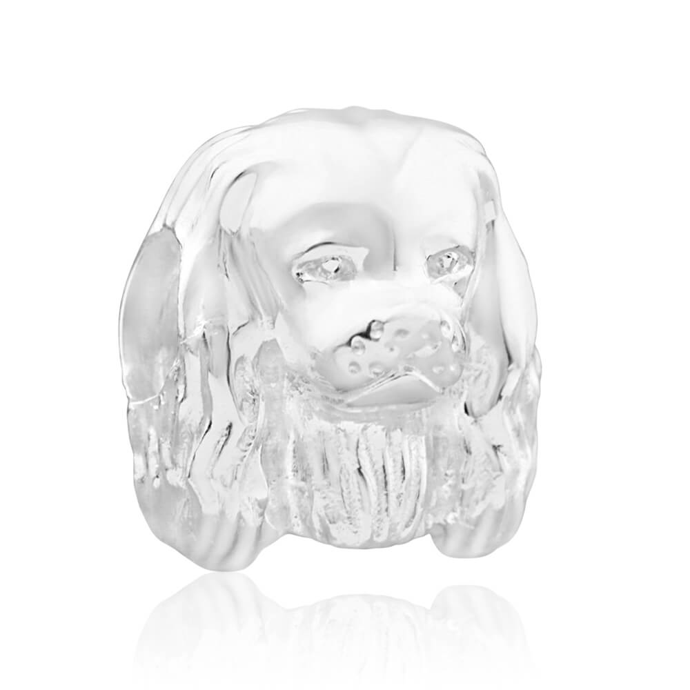 Amadora Sterling Silver Cavalier King Charles Charm