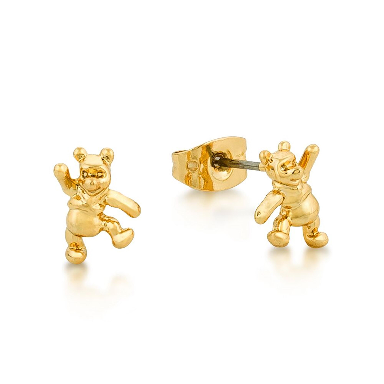 DISNEY Winnie The Pooh Stud Earrings
