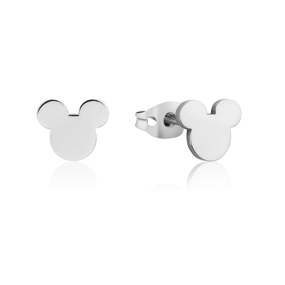 DISNEY Stainless Steel Mickey Mouse Studs