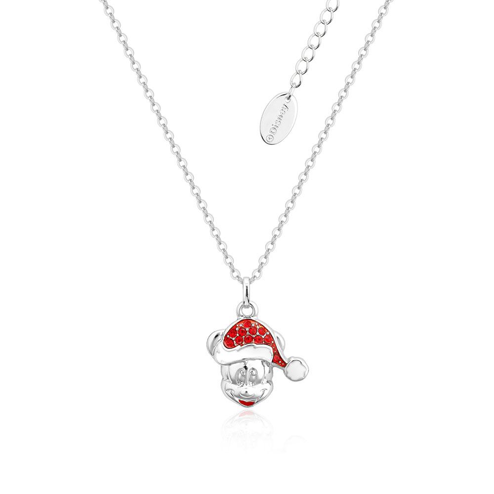 Disney Mickey Holiday Necklace