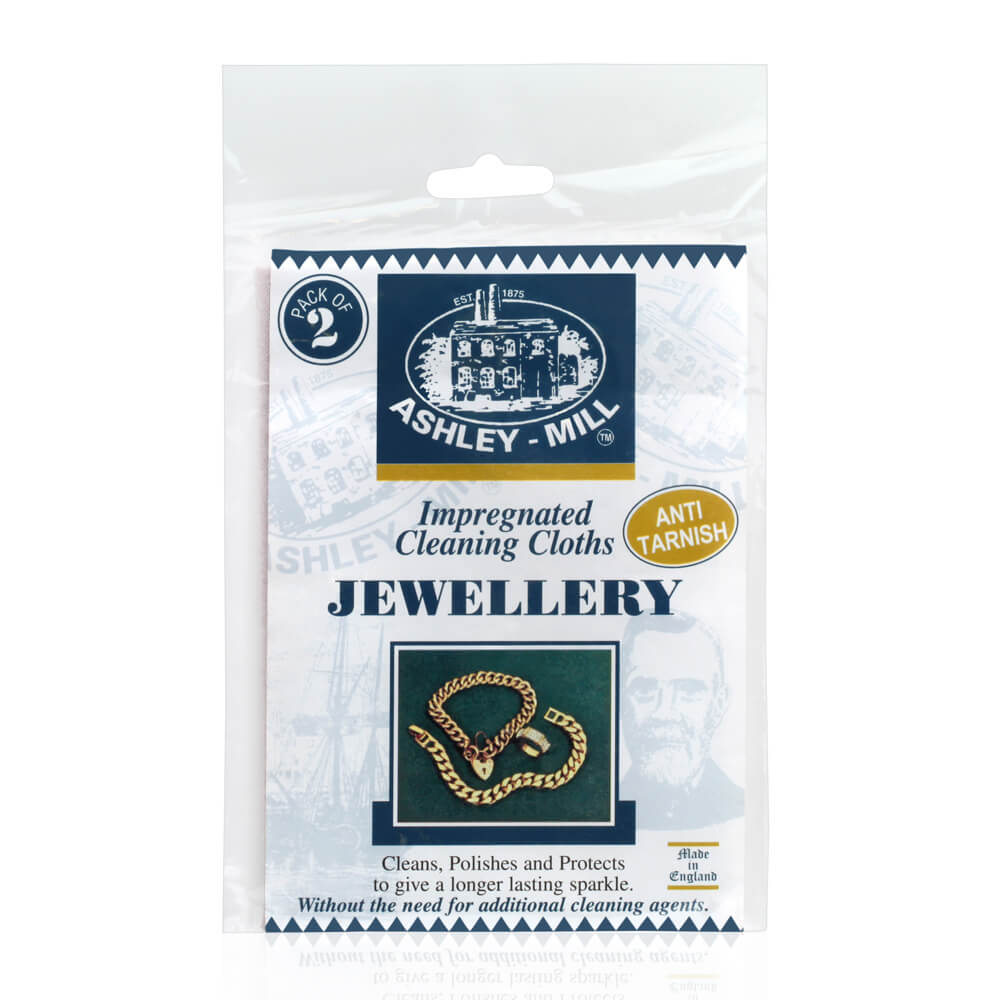 Ashley Mill Jewellery Cleaning Cloth
